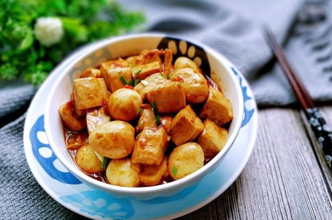 做法蛋烧做法的鹌鹑鹌鹑_食谱蛋烧豆腐的家常-味游小朋友一周豆腐岁6图片