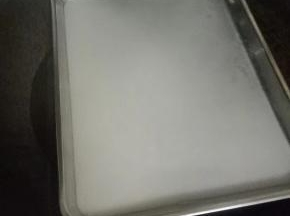 盖好锅盖煮5分钟