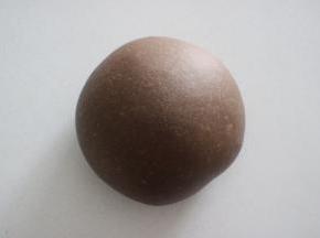 滚圆,28度湿度75%进行一次发酵