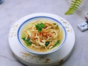 """鲜美至极""""没有浓汤宝的话,选用自己熬的汤也可以,如:骨头汤,鸡汤等都可以"""""""