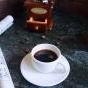 自己烘焙的咖啡豆