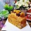 综合坚果磅蛋糕+焦糖核桃磅蛋糕