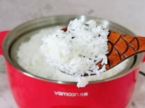 脱糖米饭就好啦!好吃又营养,保驾护航家人的健康。