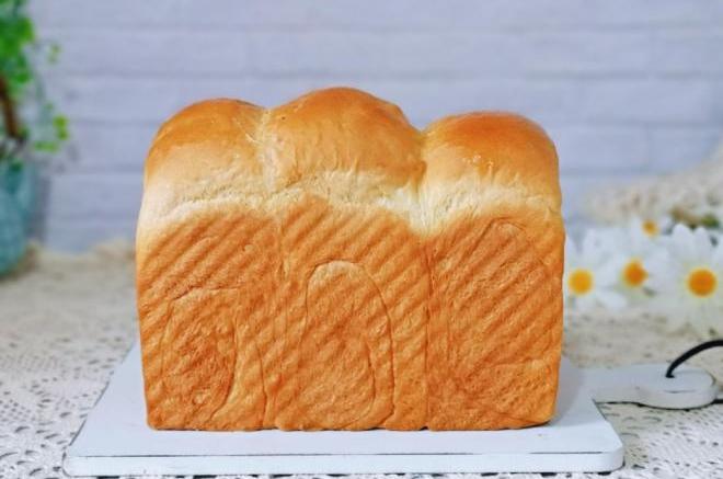 养乐多吐司面包