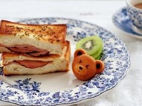特别好吃哦,快手早餐。