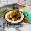 青椒酿鸡胸肉