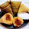 大枣糯米粽