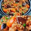 电饭煲香菇鸡肉焖饭