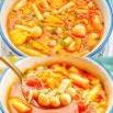 番茄菌菇鸡蛋汤