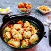 酸辣芹菜鲜肉馄饨的制作方法