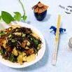 雪里蕻炖豆腐