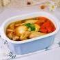 胡萝卜莲藕鸡汤