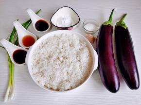 准备食材。