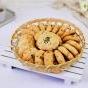 藜麦水果燕麦桃酥